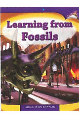 Journeys Leveled Readers  Individual Titles Set (6 copies each) Level P Learning from Fossils-9780547090894