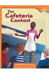 Journeys Leveled Readers  Individual Titles Set (6 copies each) Level O The Cafeteria Contest-9780547090931