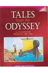 Journeys Leveled Readers  Individual Titles Set (6 copies each) Level Z Tales from the Odyssey-9780547091310