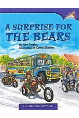 Journeys Leveled Readers  Individual Titles Set (6 copies each) Level M A Surprise for the Bears-9780547091679