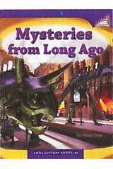 Journeys Leveled Readers  Individual Titles Set (6 copies each) Level P Mysteries from Long Ago-9780547091945