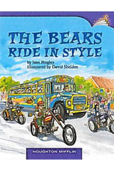 Journeys Leveled Readers  Individual Titles Set (6 copies each) Level M The Bears Ride in Style-9780547092157