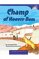 Journeys Leveled Readers  Individual Titles Set (6 copies each) Level M Champ of Hoover Dam-9780547092188