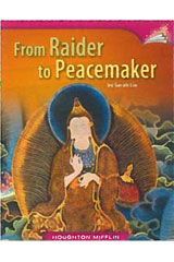 Journeys Leveled Readers  Individual Titles Set (6 copies each) Level U From Raider to Peacemaker-9780547093161