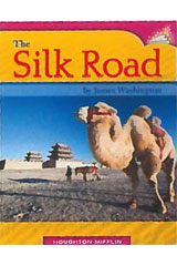 Journeys Leveled Readers  Individual Titles Set (6 copies each) Level V The Silk Road-9780547093178