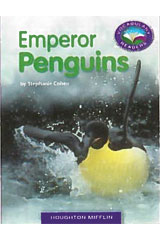 Journeys Vocabulary Readers  Individual Titles Set (6 copies each) Level J Emperor Penguins-9780547093758
