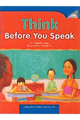 Journeys Leveled Readers  Individual Titles Set (6 copies each) Level S Think Before You Speak-9780547093819