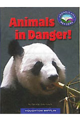 Journeys Vocabulary Readers  Individual Titles Set (6 copies each) Level K Animals in Danger!-9780547094038