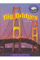 Journeys Vocabulary Readers  Individual Titles Set (6 copies each) Level M Big Bridges-9780547094076