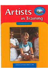 Journeys Vocabulary Readers  Individual Titles Set (6 copies each) Level P Artists in Training-9780547094274