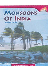 Journeys Leveled Readers  Individual Titles Set (6 copies each) Level W Monsoons of India-9780547094281