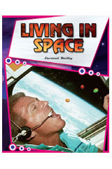 Journeys Leveled Readers  Individual Titles Set (6 copies each) Level V Living in Space-9780547094304