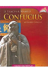 Journeys Leveled Readers  Individual Titles Set (6 copies each) Level W A Teacher Named Confucius-9780547094380