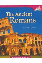 Journeys Leveled Readers  Individual Titles Set (6 copies each) Level U The Ancient Romans-9780547094533