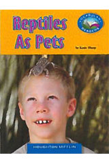 Journeys Vocabulary Readers  Individual Titles Set (6 copies each) Level O Reptiles as Pets-9780547095301