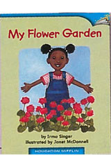 Journeys Leveled Readers  Individual Titles Set (6 copies each) Level A My Flower Garden-9780547095349