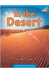 Journeys Leveled Readers  Individual Titles Set (6 copies each) Level D In the Desert-9780547095462