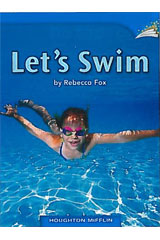 Journeys Leveled Readers  Individual Titles Set (6 copies each) Level A Let's Swim-9780547095561