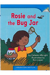Journeys Leveled Readers  Individual Titles Set (6 copies each) Level D Rosie and the Bug Jar-9780547095592