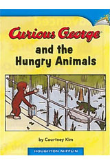 Journeys Leveled Readers  Individual Titles Set (6 copies each) Level A Curious George and the Hungry Animals-9780547095653