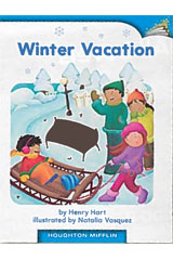Journeys Leveled Readers  Individual Titles Set (6 copies each) Level A Winter Vacation-9780547096728