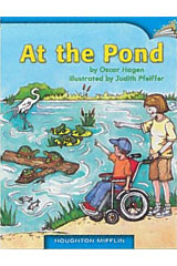 Journeys Leveled Readers  Individual Titles Set (6 copies each) Level A At the Pond-9780547096810