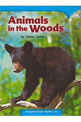 Journeys Leveled Readers  Individual Titles Set (6 copies each) Level A Animals in the Woods-9780547096919
