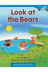 Journeys Leveled Readers  Individual Titles Set (6 copies each) Level A Look at the Bears-9780547098142