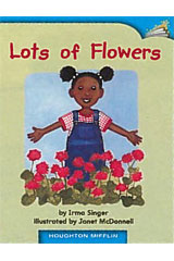 Journeys Leveled Readers  Individual Titles Set (6 copies each) Level A Lots of Flowers-9780547098173