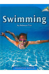 Journeys Leveled Readers  Individual Titles Set (6 copies each) Level A Swimming-9780547098456