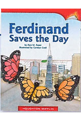 Journeys Leveled Readers  Individual Titles Set (6 copies each) Level N Ferdinand Saves the Day-9780547098951