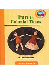 Journeys Vocabulary Readers  Individual Titles Set (6 copies each) Level R Fun in Colonial Times-9780547099095