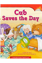 Journeys Leveled Readers  Individual Titles Set (6 copies each) Level H Cub Saves the Day-9780547100012