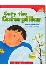 Journeys Leveled Readers  Individual Titles Set (6 copies each) Level H Caty the Caterpillar-9780547100050