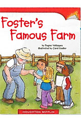 Journeys Leveled Readers  Individual Titles Set (6 copies each) Level J Foster's Famous Farm-9780547100333