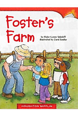 Journeys Leveled Readers  Individual Titles Set (6 copies each) Level J Foster's Farm-9780547100777