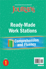 Journeys  Ready-Made Reading and Fluency Flip Chart Grade 1-9780547125831