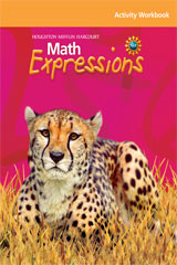 Math Expressions  Student Activity Workbook (Consumable) Level 5-9780547151403