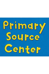 Houghton Mifflin Social Studies  Primary Source Center Grades K-1 Work & Play/Where  We Live-9780547201405