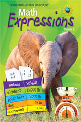 Math Expressions 6 Year Subscription Online Assessment Grade 3-9780547222349