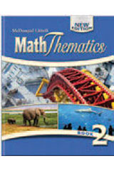 MathThematics  Online Student Edition 6-year Book 2-9780547229065