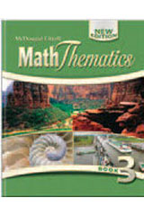 MathThematics 1 Year Online Student Edition Book 3-9780547229072