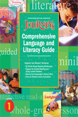 Journeys  Comprehensive Language and Literacy Guide Grade 1-9780547241081