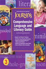 Journeys  Comprehensive Language and Literacy Guide Grade 3-9780547241104