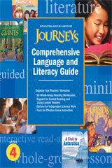 Journeys  Comprehensive Language and Literacy Guide Grade 4-9780547241142