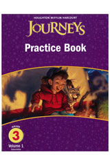 Journeys  Practice Book Consumable Collection Grade 3-9780547249445