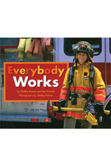 Journeys  Big Book Unit 1 Book 4 Grade K Everybody Works-9780547249728