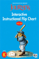 Journeys  Instructional Flip Chart Chart C Grade K-9780547249803