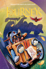 Journeys  Student Edition Volume 2 Grade 3-9780547251554
