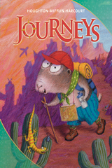 Journeys  Student Edition Volume 4 Grade 1-9780547251769